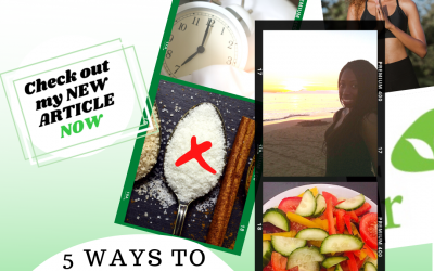 5 Ways To Strengthen Your Immune System
