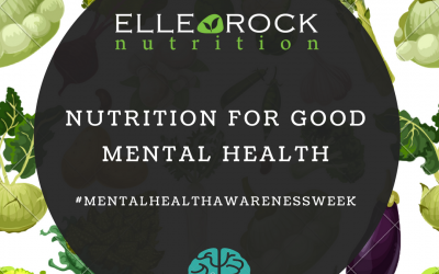 Nutrition for Mental Health Awareness Week 2018