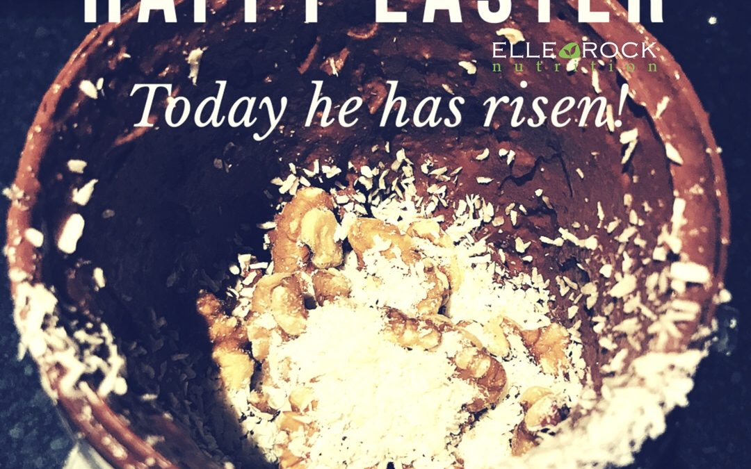 Happy Easter & Dark Chocolate to all